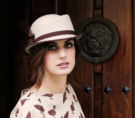 Sombrero-fieltro